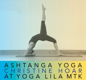 Ashtanga Yoga wit Christine Hoar