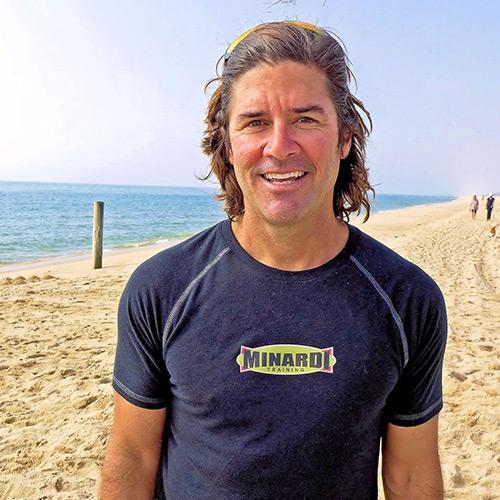 Surfer yoga jimmy minardi